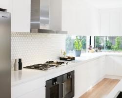 Glen Iris Modern Industrial Kitchen by Smith and Smith