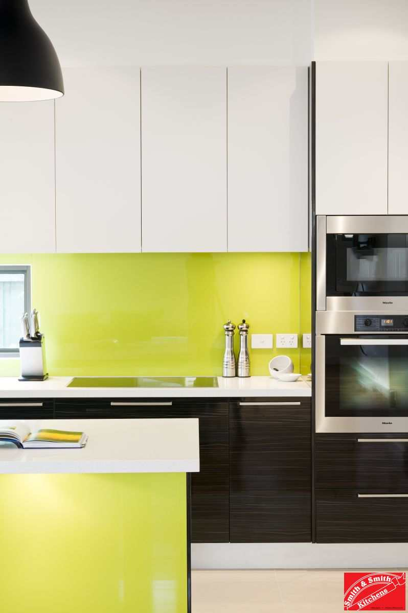 Lime Kitchen Pictures  Modern Lime Kitchen  Smith & Smith Kitchens