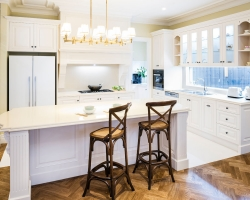 Smith & Smith Kitchens Hamptons Style Camberwell
