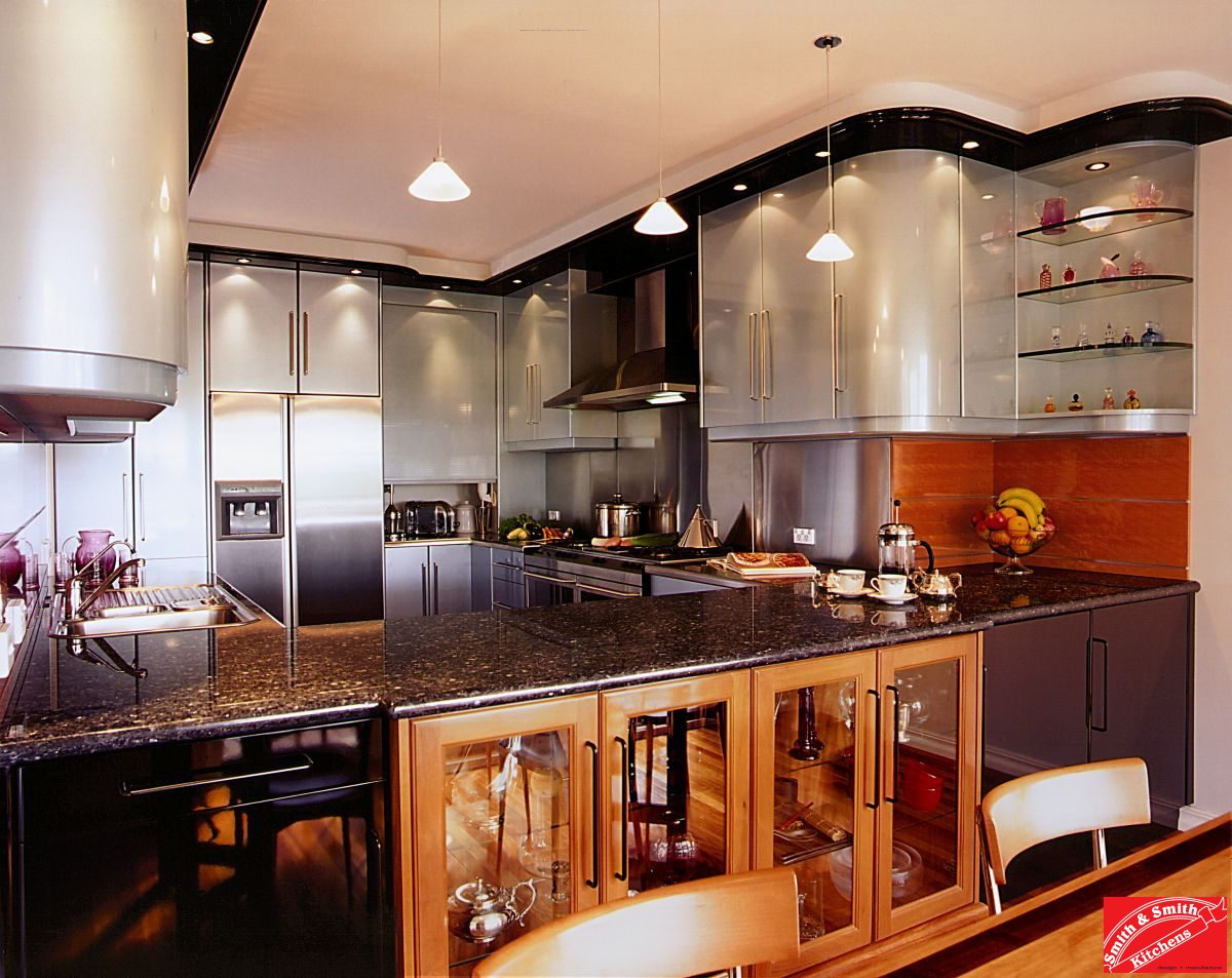 Baking Kitchen Design