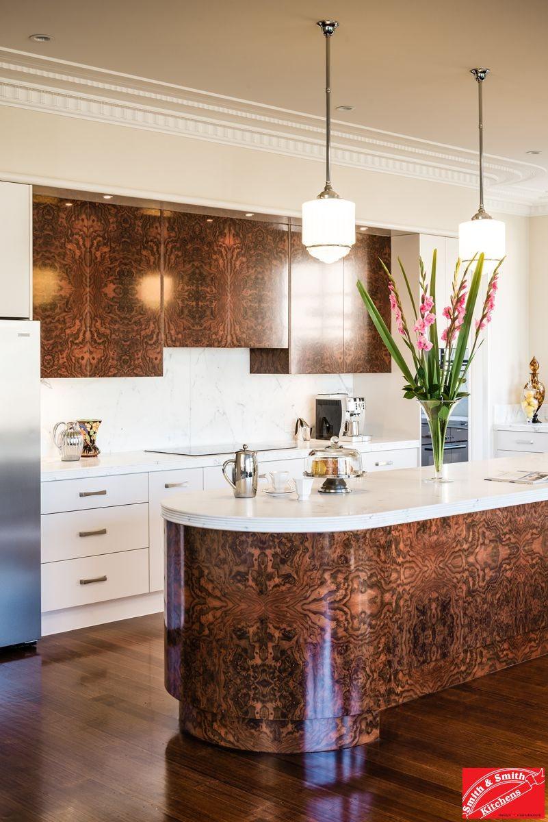 Kitchen pictures kitchen photos smith smith kitchens for Modern art deco kitchen design