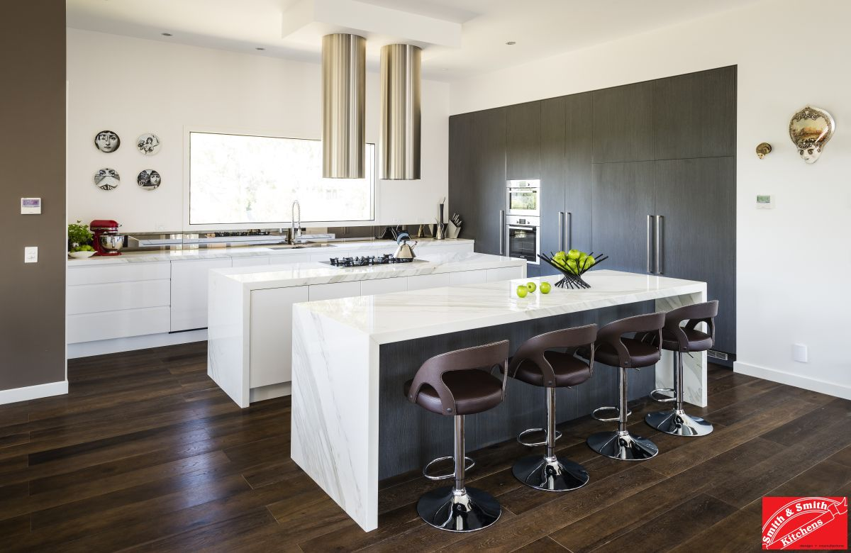 Caulfield south modern kitchen smith smith for Best modern kitchens