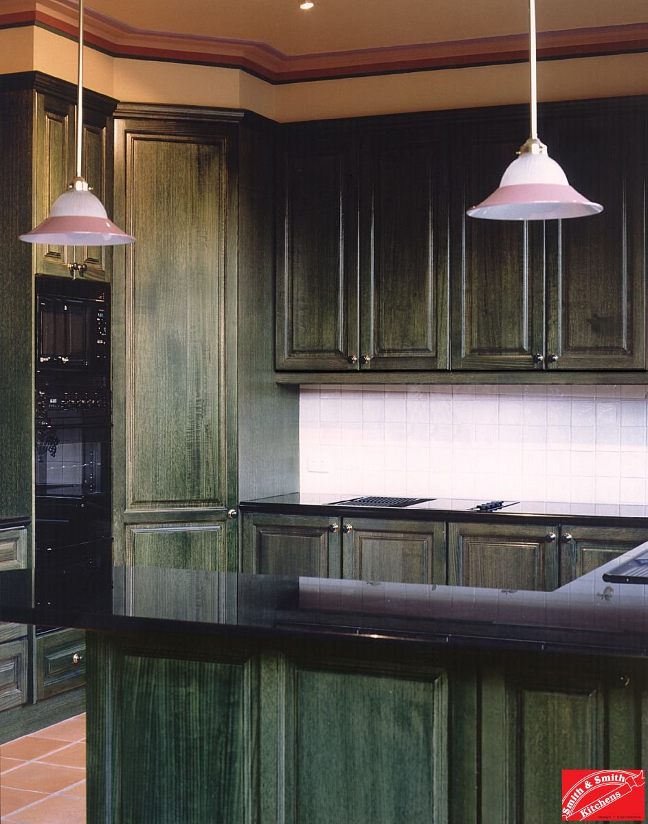Smith Smith Kitchens: Kitchen Design Materials
