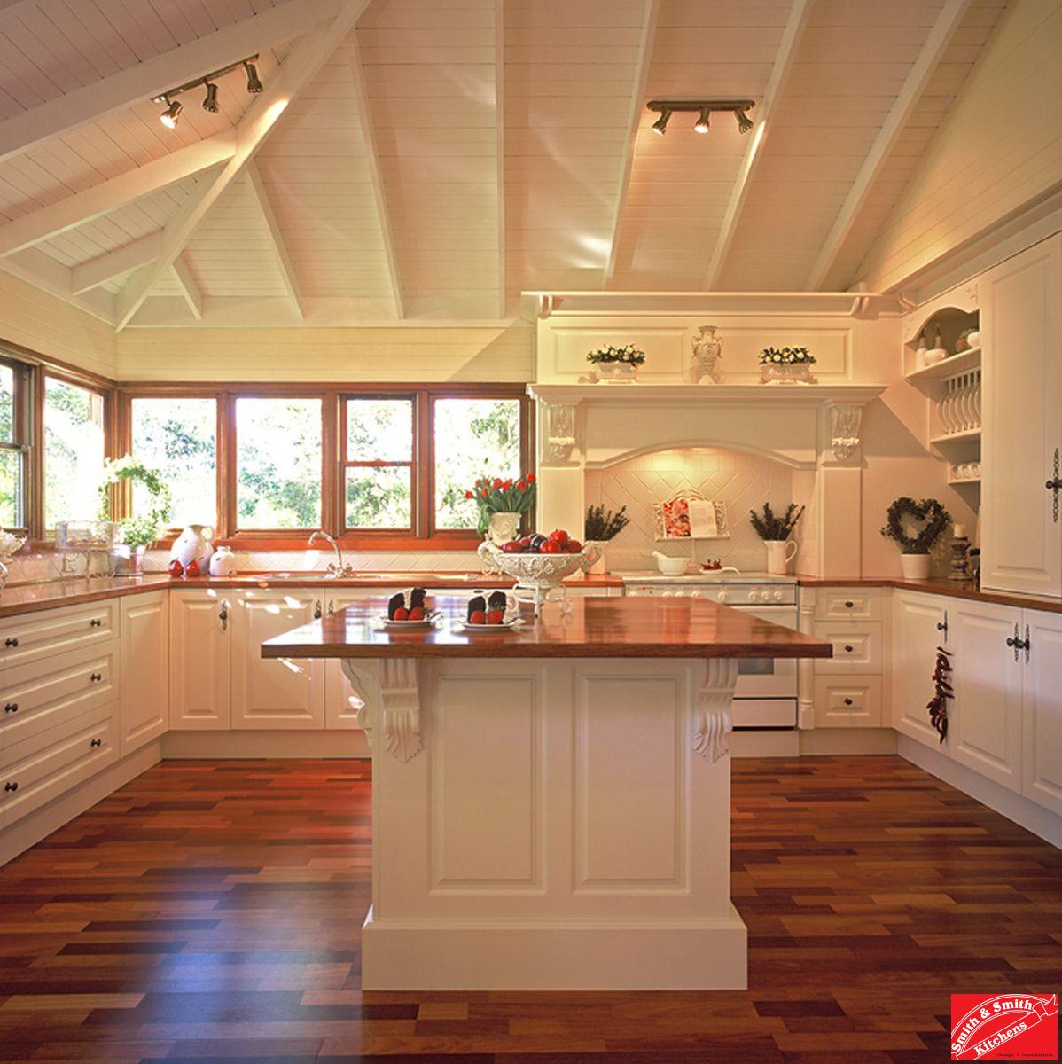 A Kitchen Island With Stools | Form Meets Function & Comfort