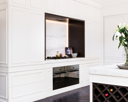 Frankston Entertainer - cooking alcove