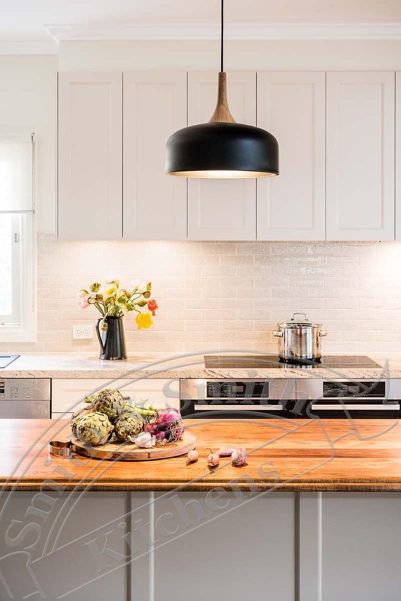 Hamptons Style Kitchen SmithandSmith_TimTurner4842