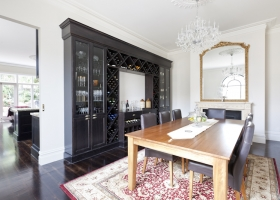 Elsternwick Period Style Domestic Cabinetry Fit Out