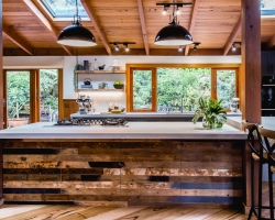 Recycled Timber Kitchen Silvan
