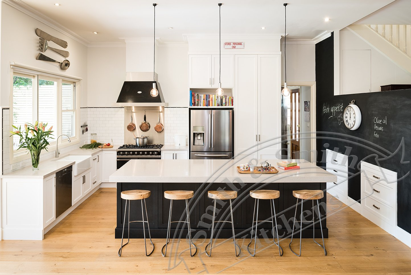 Houzz Kitchen Island Photos