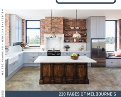 Melbourne Kitchen + Bathroom Design - Cover Image