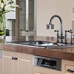 Choosing a Kitchen Sink - Self Rimming Sink