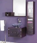 Purple Kitchen Colour