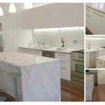 white kitchen colour