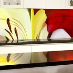 VR Art Glass by Visual Resource - Pakenham Kitchen 2014