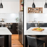 These two kitchens may look the same, but what's underneath can cause kitchen budget blowout