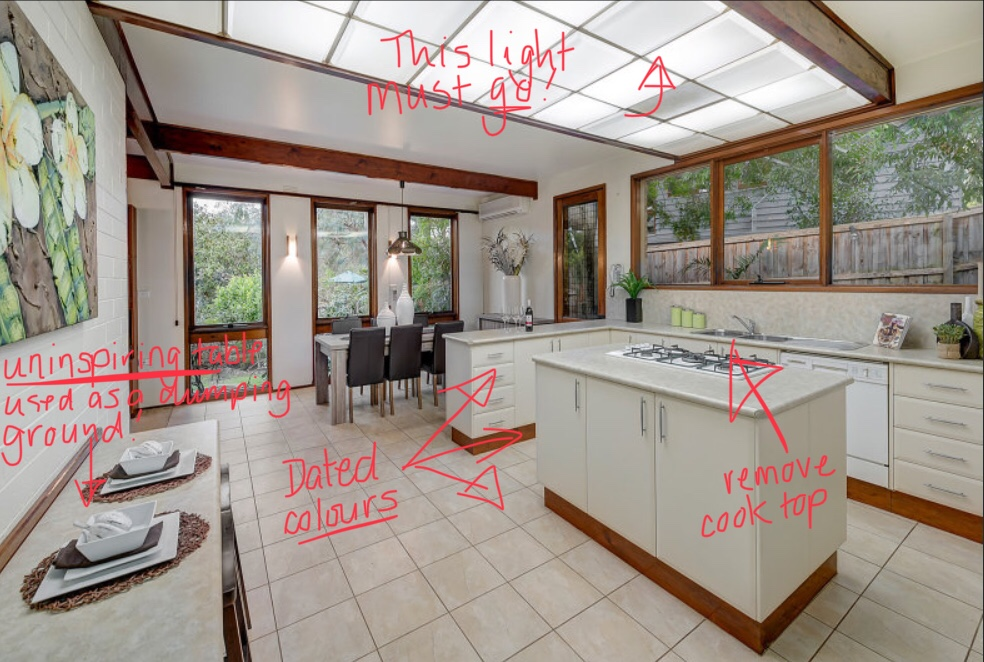 renovate versus buy - before