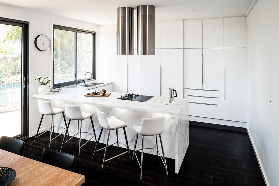Kitchen Design Trends 2019 - No room for an island bench?